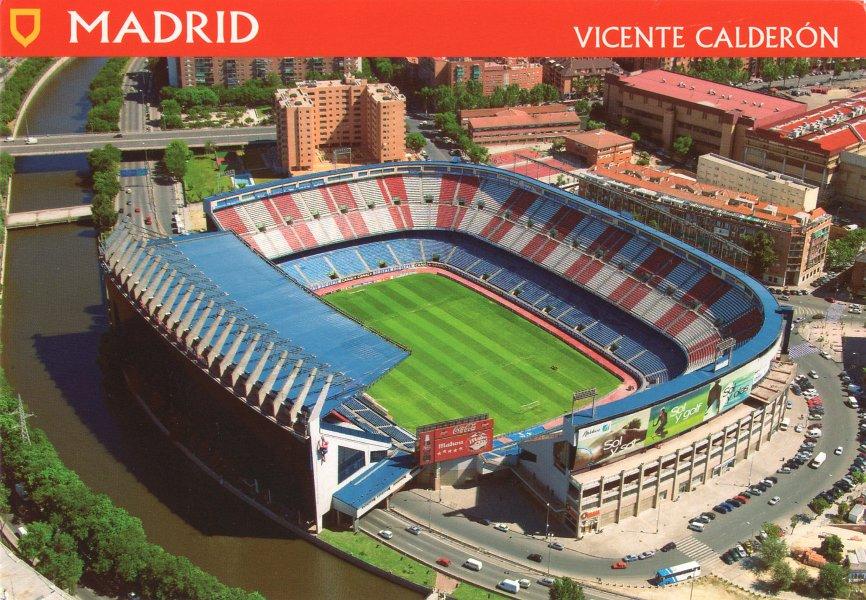 Stadion Spanien